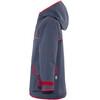 Finkid Tuulis Zip-In Jacket Kids Navy/Red